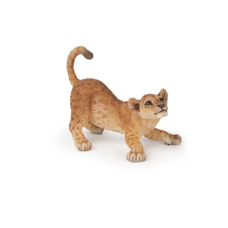 Figurina Papo-Pui de leu jucaus