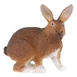 Figurina Papo -Iepure maro