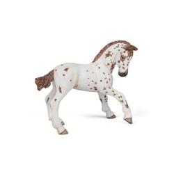 Manz Apaloosa - Figurina Papo