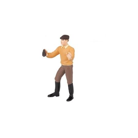 Figurina Papo-Ingrijitor de cai