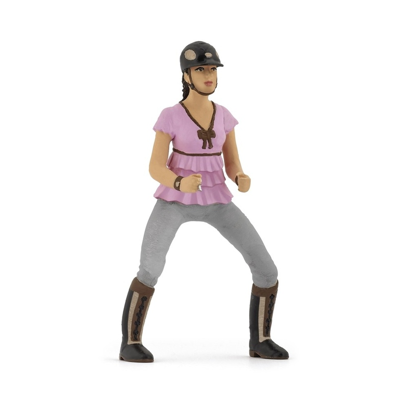 Calareata moderna - Figurina Papo