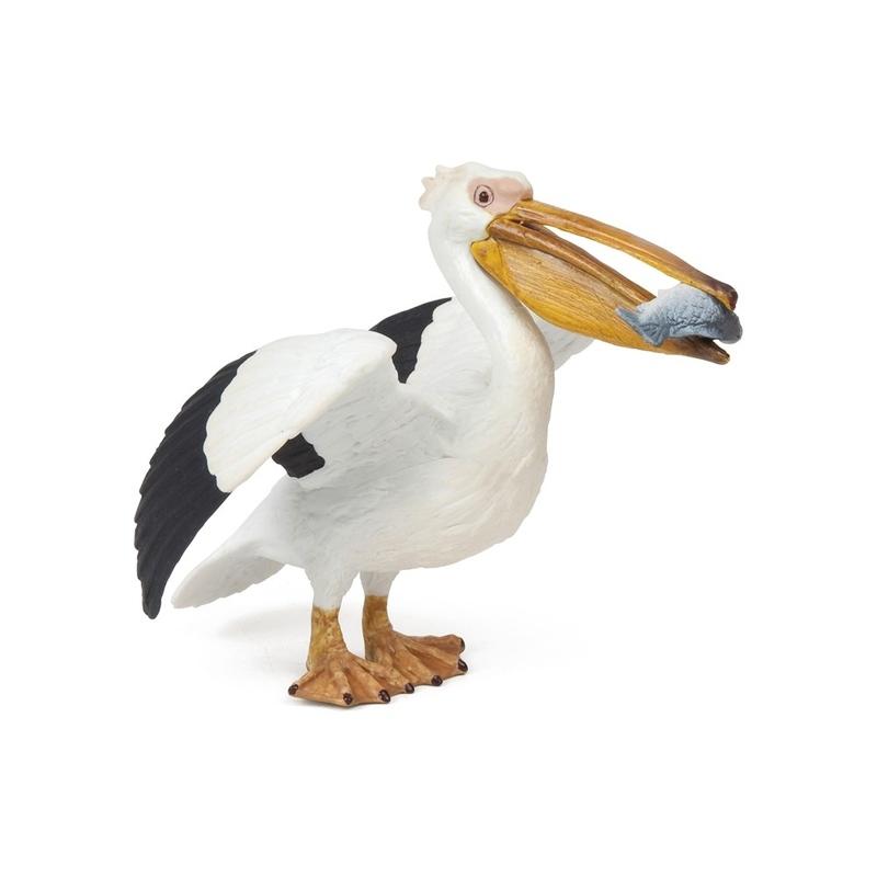 Figurina Papo-Pelican cu peste