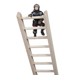 Figurina Papo-Pompier pe scara
