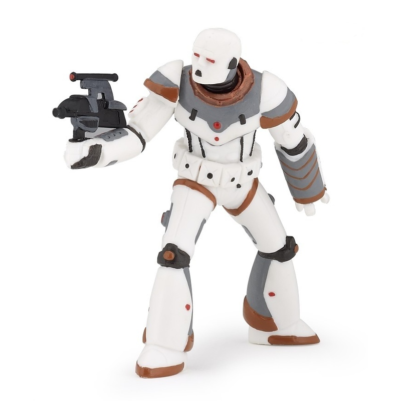 Figurina Papo-Razboinic Ironbot