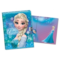 Jurnal 3D cu lacatel Frozen Elsa