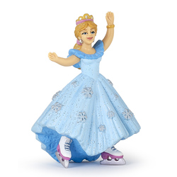Figurina Papo-Printesa cu patine