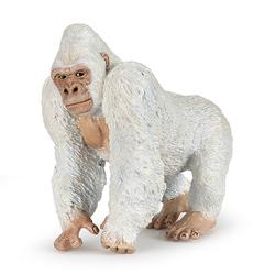 Figurina Papo-Gorila albinoasa