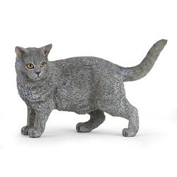 Figurina Papo-Pisica Chartreux