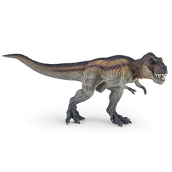 Figurina Papo - Dinozaur T-rex alergand