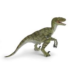Figurina Papo - Dinozaur Velociraptor verde