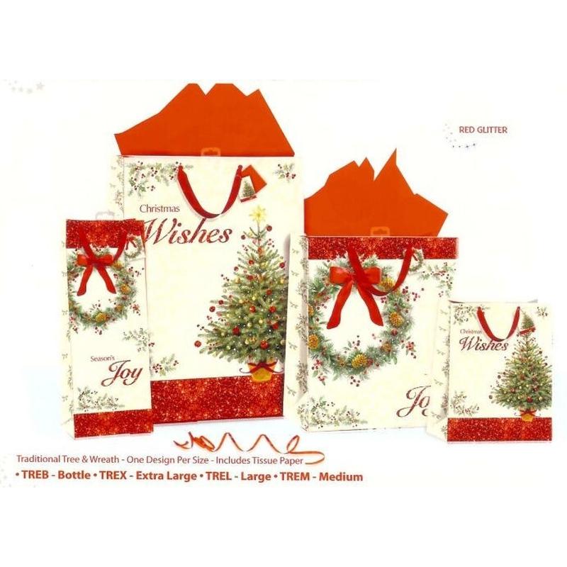 Punga de iarna - Traditional tree & Wreath