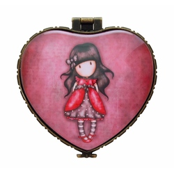 Gorjuss Inima mare ceramica-Ladybird