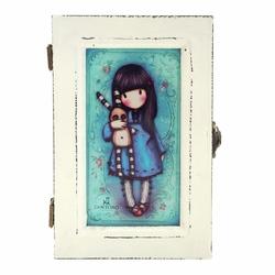 Gorjuss Cutie lemn-Hush little bunny