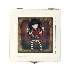 Gorjuss Cutie lemn-Ruby