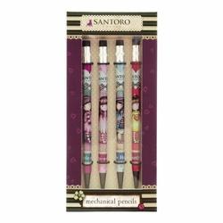 Gorjuss Set 4 creioane mecanice