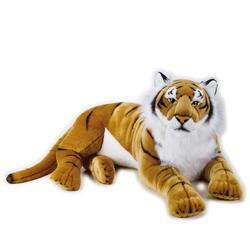 Jucarie din plus National Geographic Tigru gigant 100 cm