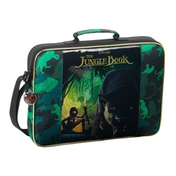 Geanta scoala JUNGLE BOOK 38x28x6