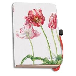 Agenda coperti textile A6 Tulipa Zomerschoon, Anita Walsmit Sachs