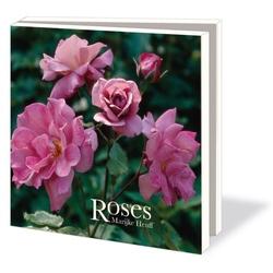 Mapa cu 10 felicitari Roses, Marijke Heuff
