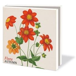 Mapa cu 10 felicitari Flora Autumn