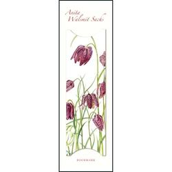 Semn de carte Fritilaria meleagris, Anita Walsmit Sachs