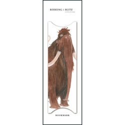 Semn de carte Mammoet/Mammoth, Harmen van Straaten