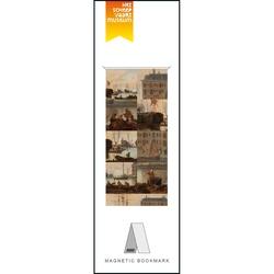 Semn carte magn. De haven van Amsterdatm, Scheepvaartmuseum