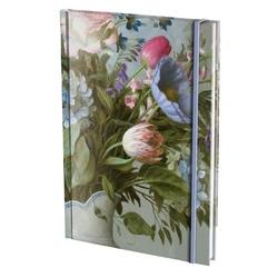 Agenda A5 vaza cu flori Kenne Gregoire
