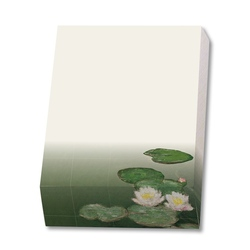 Bloc notite Nuferi Claude Monet