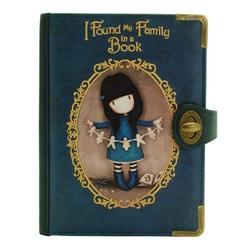 Gorjuss Chronicles Geanta cu clips - Family in a Book