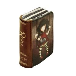 Gorjuss Chronicles portofel monede - Ruby