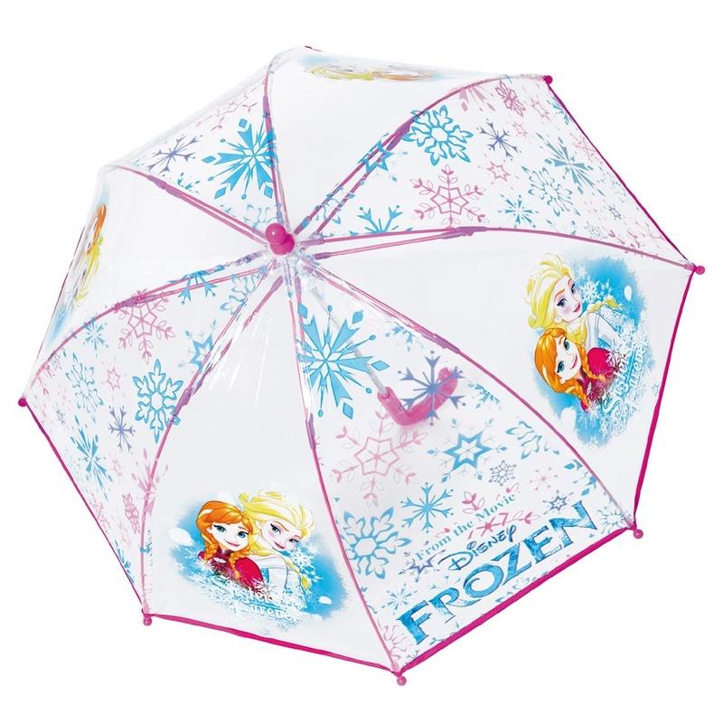 Umbrela manuala cupola - Frozen Disney