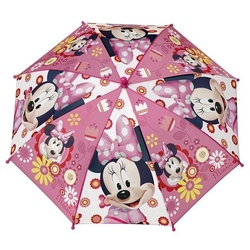 Umbrela manuala baston (2 modele) - Minnie si Mickey