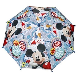 Umbrela manuala baston (2 modele) - Minnie si Mickey