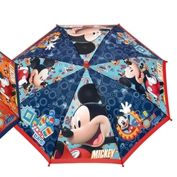 Umbrela manuala baston (2 modele) - Mickey