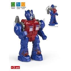 Jucarie robot Rege Blindat - sunete si lumini