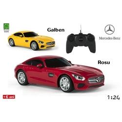 Jucarie masina Mercedes AMG GT cu radiocomanda