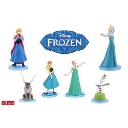 Prezentare Mini-figurina Disney in capsula - Frozen
