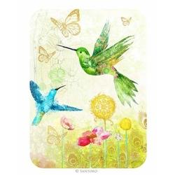 Felicitare Eclectic - Humming Birds. O felicitare draguta care te va uimi prin felul sau de a fi.