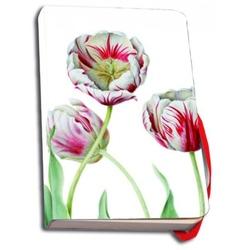 Carnet notite 112 pagini banda elastic Tulipa 'Teyler', Anita Walsmit Sach