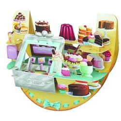 Felicitare 3D PopnRock - Dulciuri. O felicitare perfecta pentru cei dragi, adulti si copii!