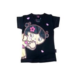 Tricou negru in cutie - Tutti Cuti