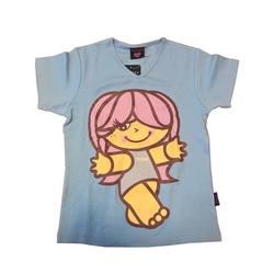Tricou fete imprimat cu personajul Tutti Cuti de la Santoro. Marimi diverse. Imbracaminte copii deosebita!
