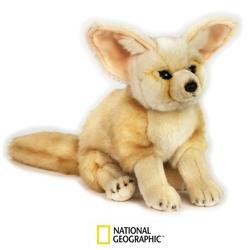 Jucarie din plus National Geographic - Vulpe Fenec 24 cm