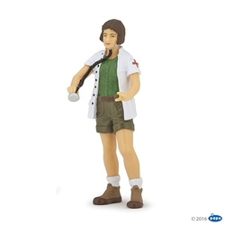 Figurina Papo - Veterinar de savana