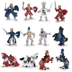 Figurina Papo - Set 6 Mini Animale Cavaleri