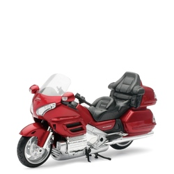 Motocicleta diecast cruiser Honda Goldwing 2010