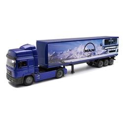 Camion diecast MAN F2000 cu container 40'