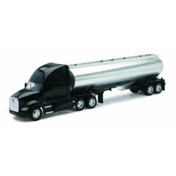 Camion diecast Kenworth T700 cisterna – cromat