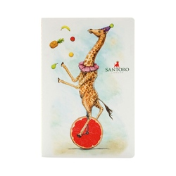 Fruity Scooty Caiet activitati Fruity Scooty Giraffe